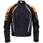 PEUGEOT Jacke DARKSIDE schwarz/orange